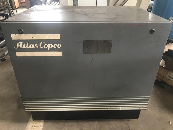 Używane Sprężarka  ATLAS COPCO GA 122