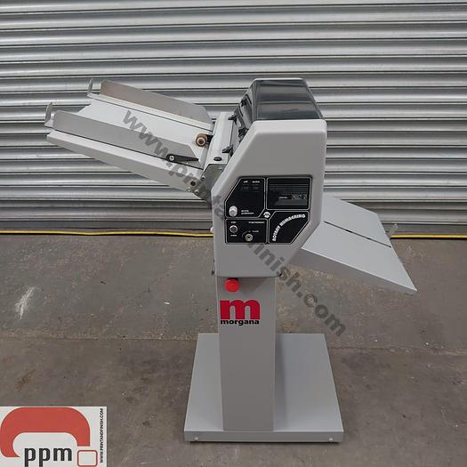 Used Morgana FRN Numbering Perforating & Scoring Machine