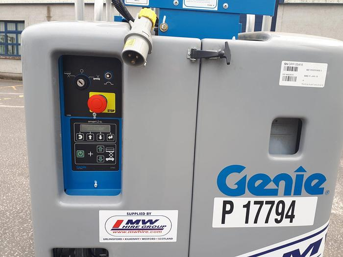 genie GR-20 runabout
