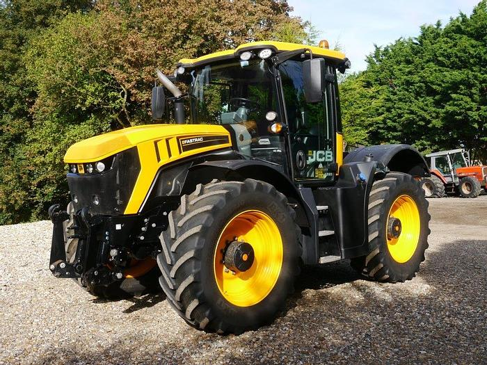 Used JCB Fastrac 4220 4wd Tractor