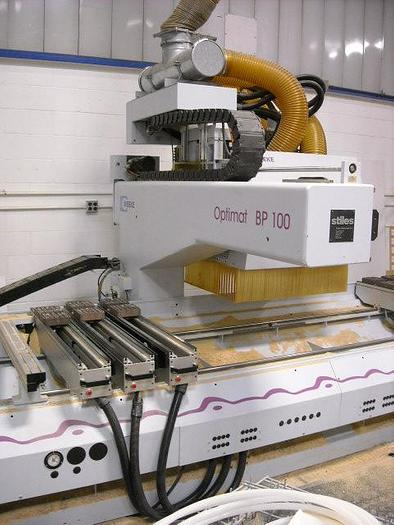 Weeke BP 100 CNC Router
