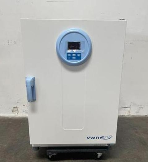 Used VWR 89511-422  Incubator 75°C Gr Con 6.85 Cu,Ft 120V