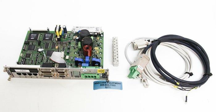 Used Etel DSC2 Digital Servo Amplifier Position Controller DSC2P111-121E-000A (6271)