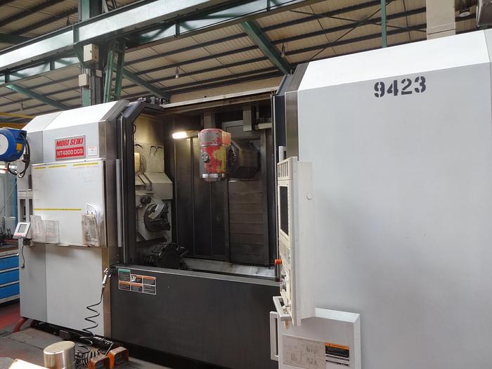 Utilisé Machine multifonctions tournage/fraisage Mori Seiki Type NT4300 DCG/1500 SZ