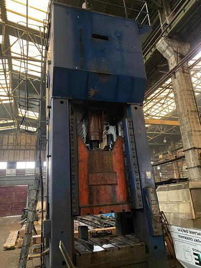 1980 Trimming press ERFURT PKZe 1250