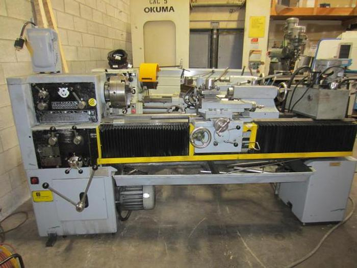 "Voest DATR 1.5 17"" x 60"" Voest Model DATR 1.5 Engine Lathe"
