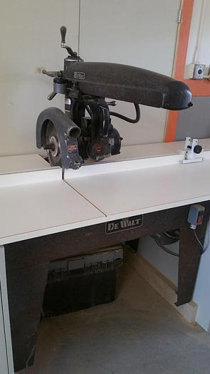 Used Dewalt Radial Arm Saw Model GA523