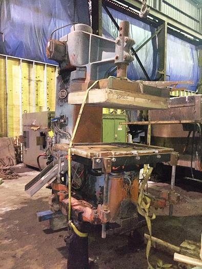 OSBORN 722RJW-A-JOLT SQUEEZE ROLLOVER LIFT MOLDING MACHINE (On Hold)
