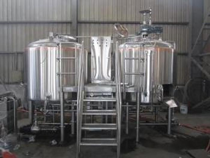 New Stock 15 bbl BSV Brewhouse
