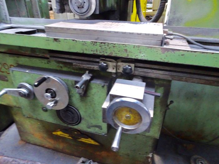 Surface grinding machine ELB Super Rubin 024 600x300x375mm