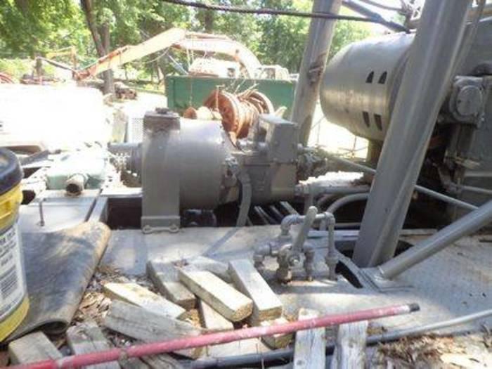 FAILING Model 1500 Drill