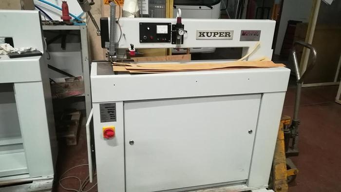 Revisionato 1999 KUPER FWJ900