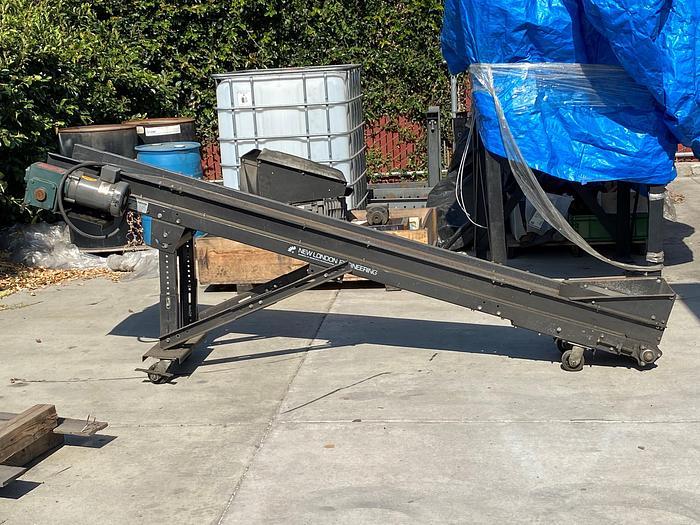 Used New London Engineering Slug Conveyor