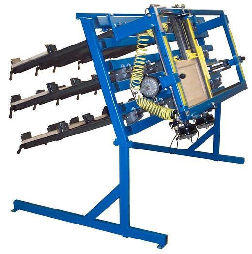 8′ Buddy System Combo Clamp Model: #718A-8