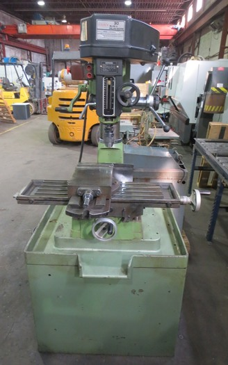 """91/2"""" x 32"""" Busy Bee Model B096 Milling & Drilling Machine 5547"""