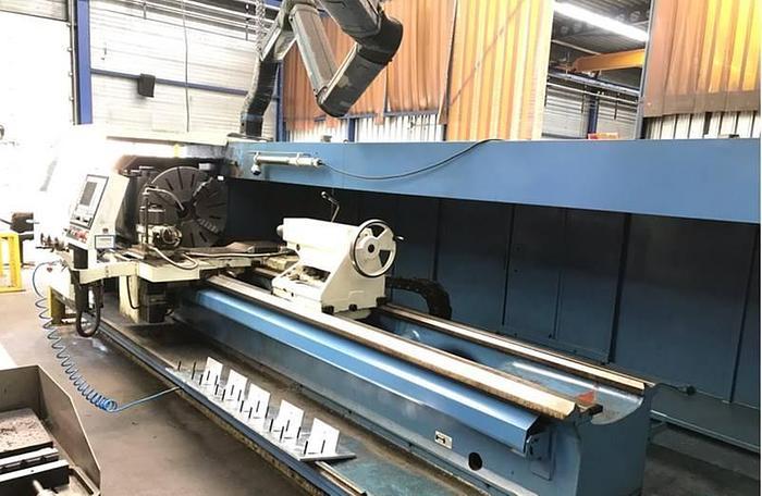 2000 Tokarka CNC TOS SUA 80 x 3500