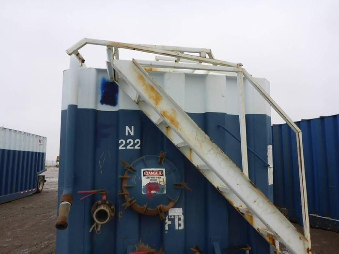 2002 VE Enterprises 500 Barrel Frac Tank 500 BBL Frac Tank