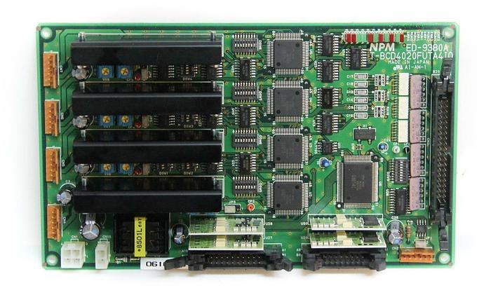 Used Fujitsu Lifebook T-4020 Notebook I/O Card ED-9380A T-BCD4020RUTA4IO (5469)