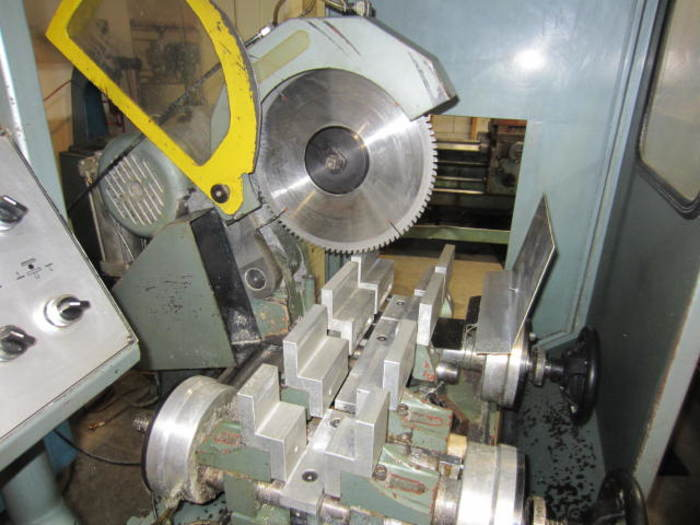 Soco Model MC 350NFA Automatic Non-Ferrous Cut Off Saw 5358