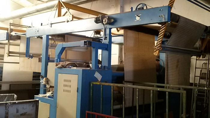 Shearing Machine COMET  1800 mm 1990  APELLE 11