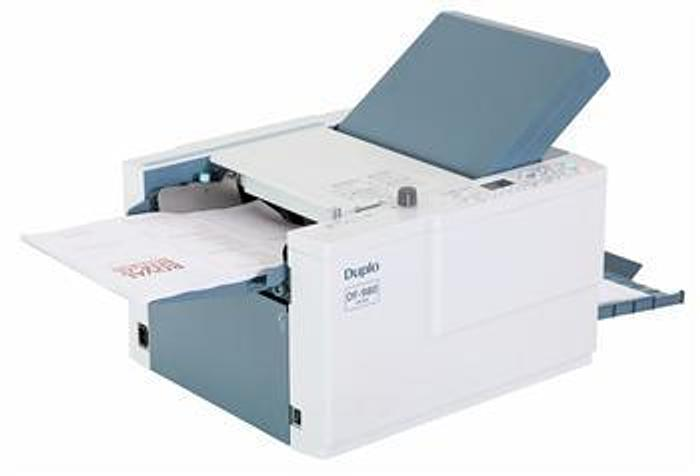 DUPLO DF-980 Paper Folder