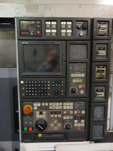 MORI SEIKI RL253 TWIN SPINDLE CNC CHUCKER WITH GANTRY LOADER