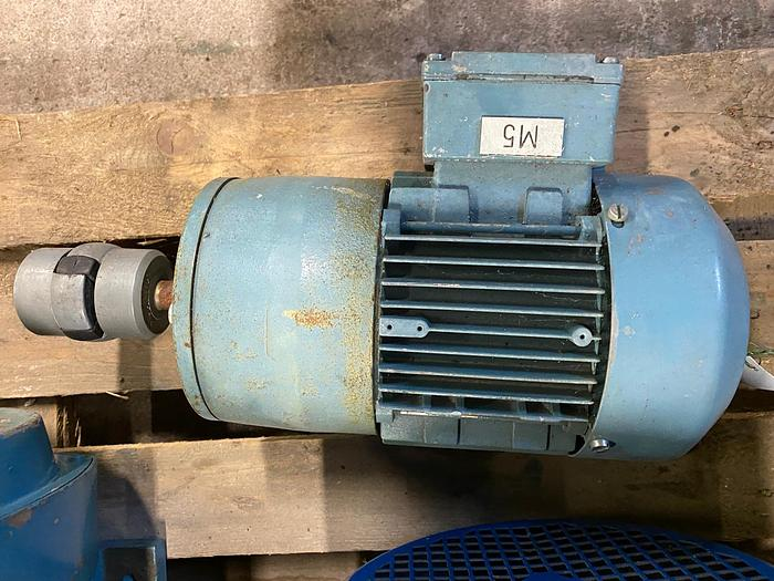 Used 0,25 kW, SEW-Eurodrive, Electric motor