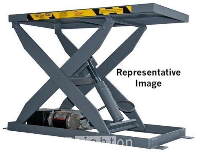 Used Pentalift 1000lb IR Series Used Scissor Lift Table