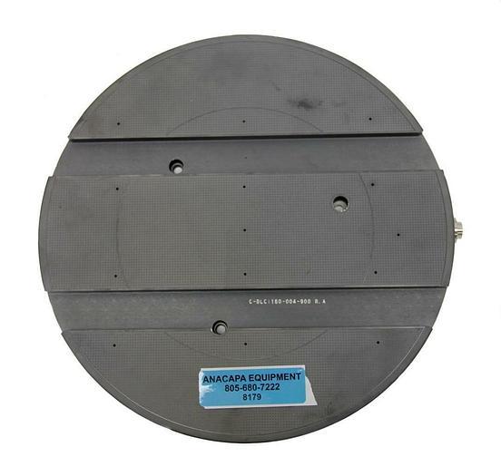 Used Veeco/Bruker C-DLC : 160-004-900 R.A Wafer Chuck 300mm Diameter (8179)W