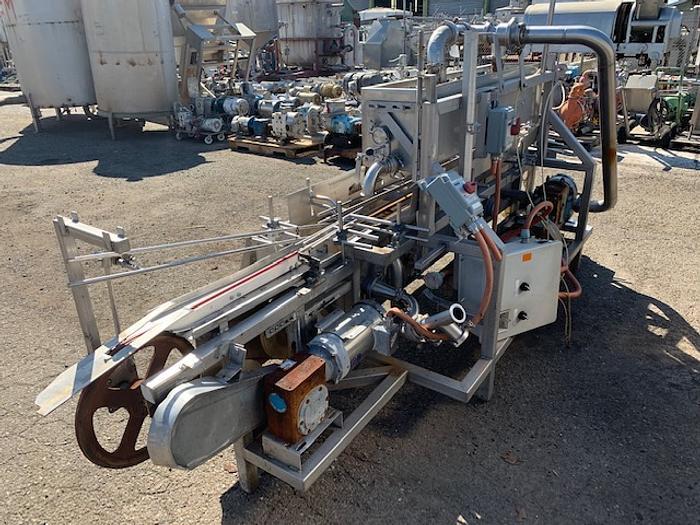 Stainless Steel Overflow Briner