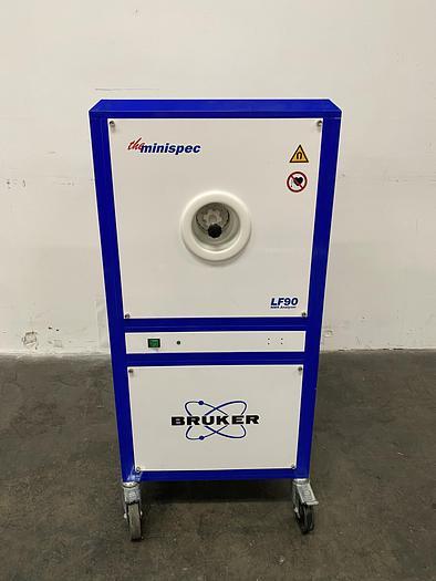Used Bruker LF90 MiniSpec NMR Analyzer 110V