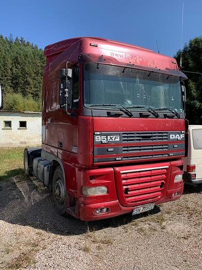Used 1999 DAF 95 XF 430 euro 2 , manual gearbox