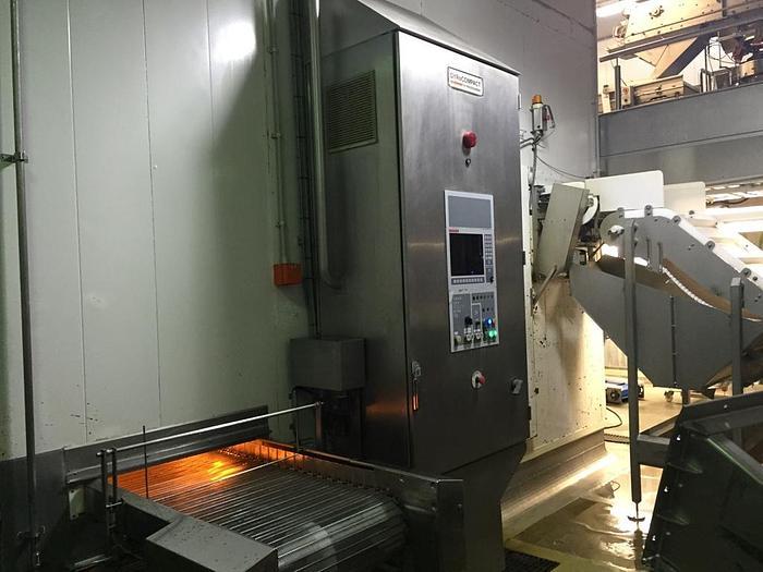 FRIGOSCANDIA GYROCOMPACT M76L-08-15-12 NN CCR. Freezers