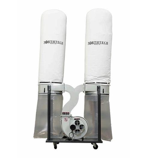 Northtech, NT DC50-3, 3500 CFM Dust Collector