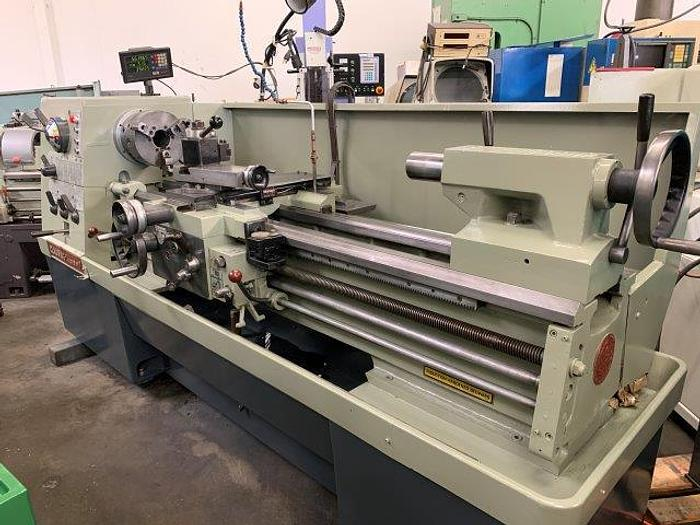 """17"""" x 65"""" cc, CLAUSING COLCHESTER, 10-1/2"""" SWING OVER CROSS SLIDE, 10HP, IN/MM [5450]"""
