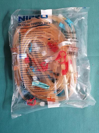 Gebraucht Nipro Blutschlauchsystem