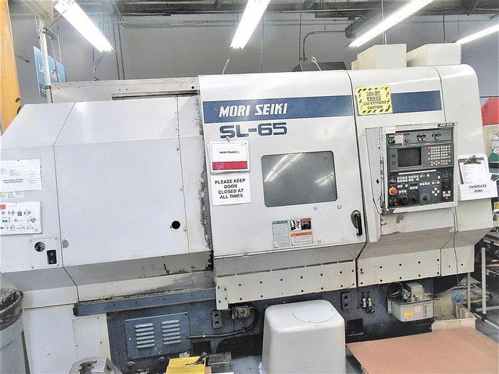 Used 1998 Mori Seiki SL-65A