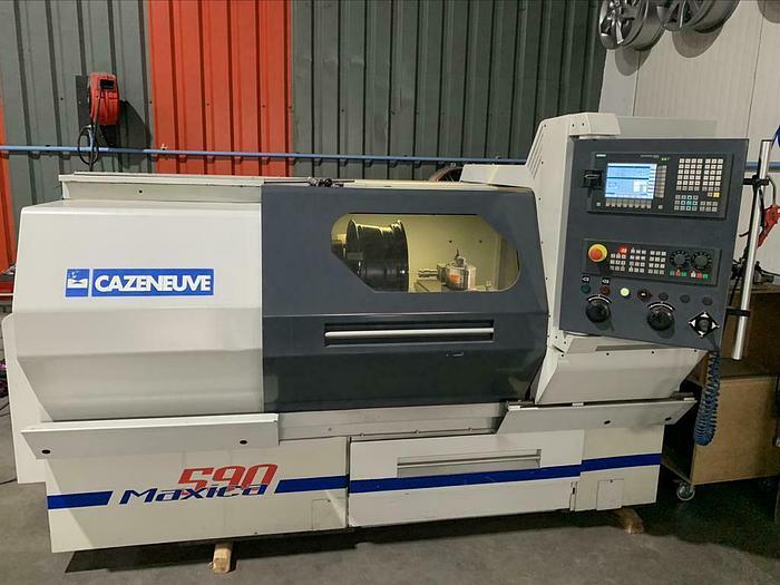 Used 2001 CAZENEUVE MAXICA 590