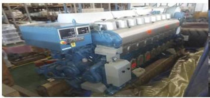 Wartsila W9L20 New marine generators 2015 built.