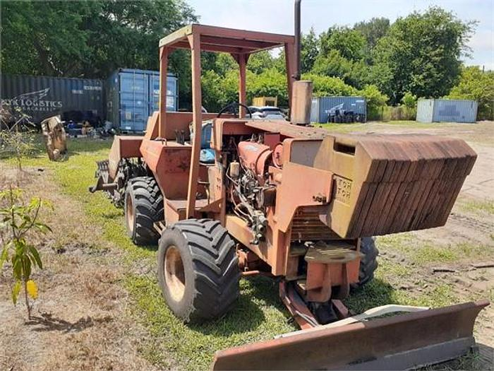 Used 1998 DITCH WITCH 6510DD