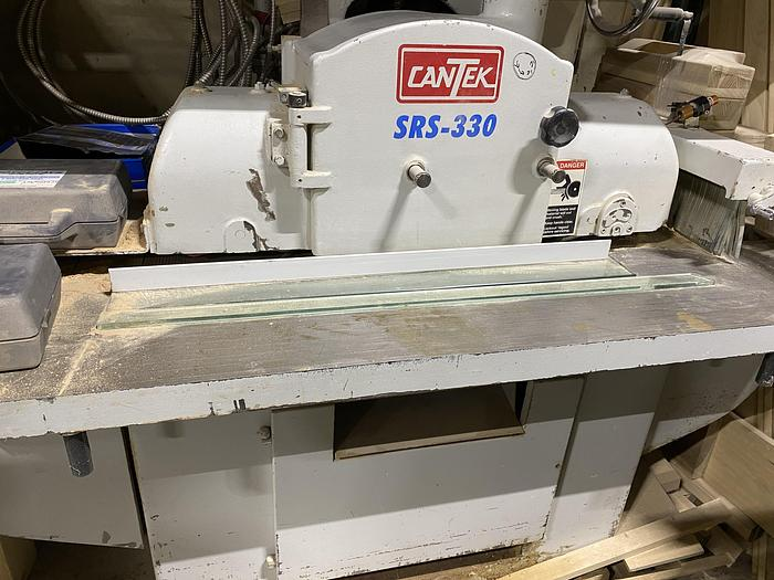 Used SPRING WOODWORKING EQUIPMENT AUCTION