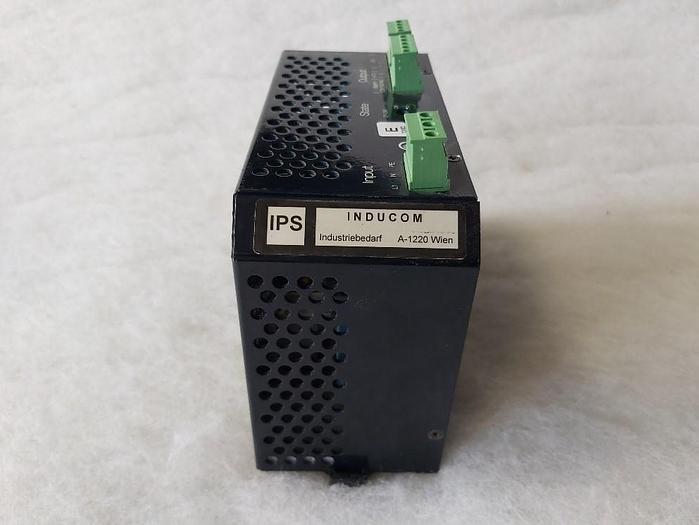 Gebraucht Transformator, 220V -> 24V/DC 10A, RPL 2410 E, Inducom,  gebraucht