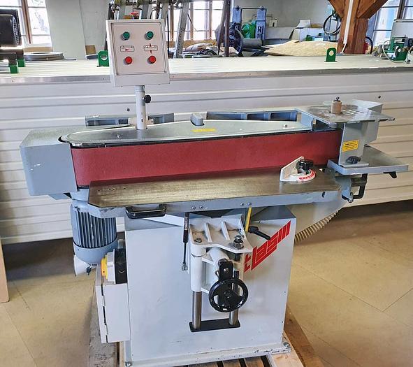 Used 1995 LASM Volpato LBK 150 Sanding machine