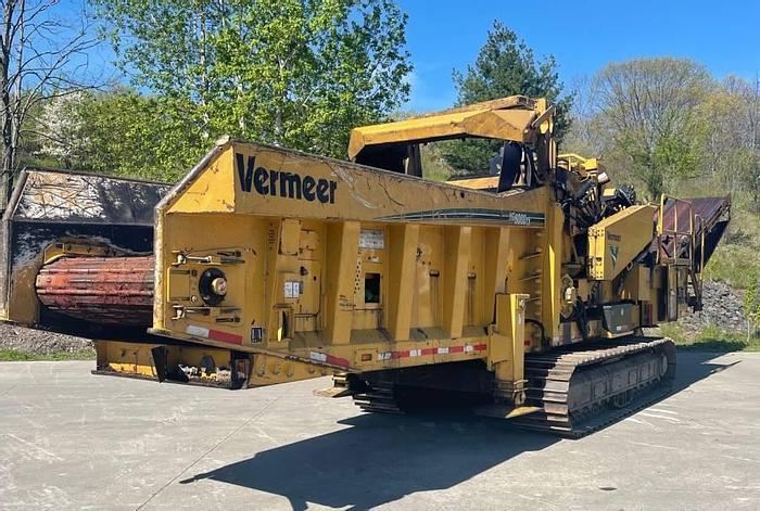 Used 2016 Vermeer HG6000TX