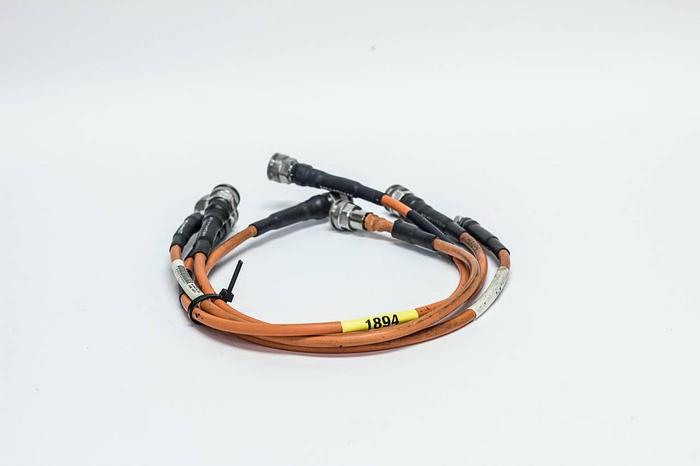 Used Megaphase TM4-S1NK-24 RF Coaxial Cable (1894)