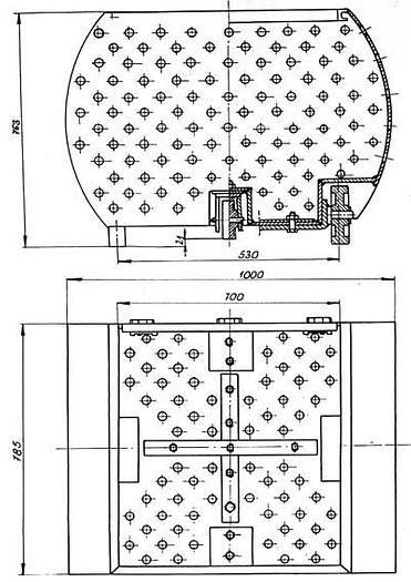 Używane Kosz do autoklawu - WAA 6 i WAA 11
