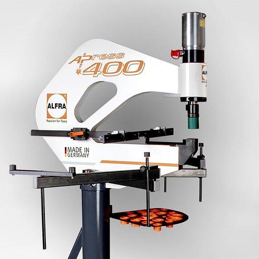 Alfra GmbH PRESS AP 400 - stationary punching machine