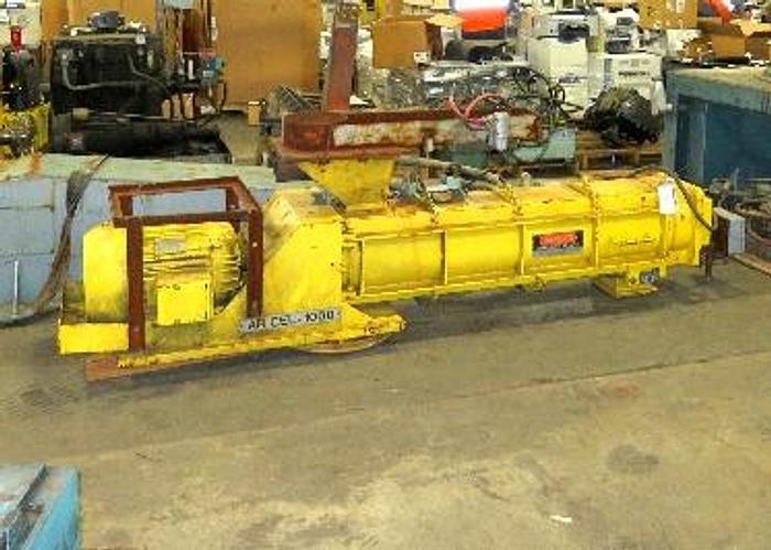 1981 CASTEC ARCEL 1000 SAND MIXER.
