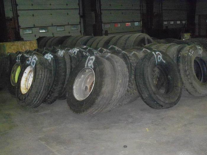 2010 Tires & Rims- Stock #: 0083