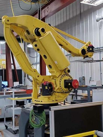 FANUC M410iB/300, ONLY USED FOR TESTING/TRAINING